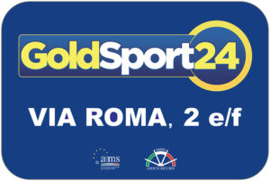 GoldSport 24 biscotto 2016